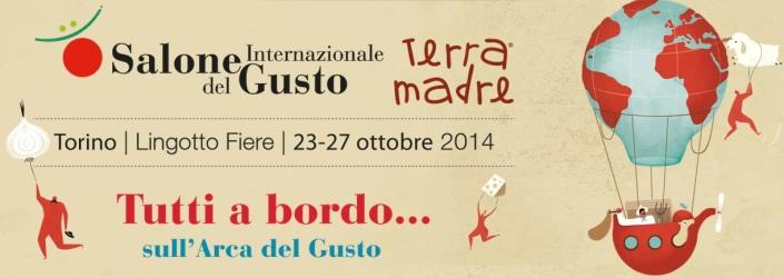 Salone del Gusto di Torino 2014